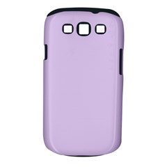 Baby Lilac Samsung Galaxy S Iii Classic Hardshell Case (pc+silicone)