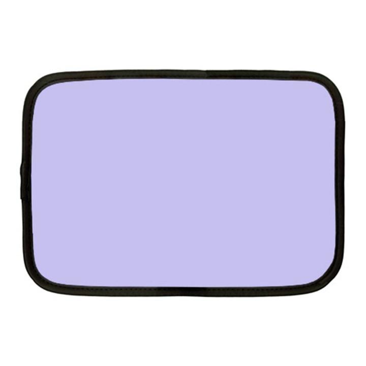 Violet Sweater Netbook Case (Medium)
