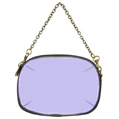 Violet Sweater Chain Purses (one Side)