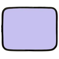 Violet Sweater Netbook Case (xl)
