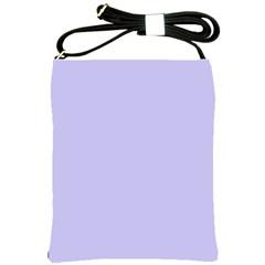 Violet Sweater Shoulder Sling Bags