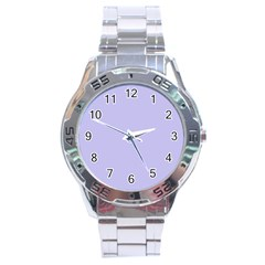 Violet Sweater Stainless Steel Analogue Watch