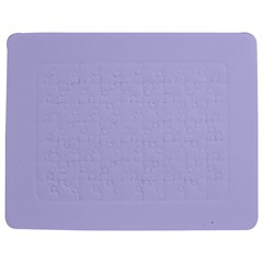 Violet Sweater Jigsaw Puzzle Photo Stand (rectangular)