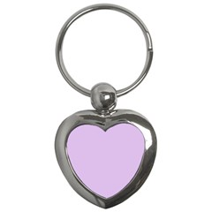 Lilac Morning Key Chains (heart)