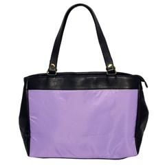 Lilac Morning Office Handbags
