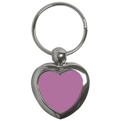 Silly Purple Key Chains (heart)