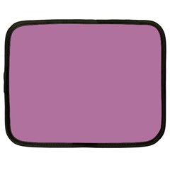 Silly Purple Netbook Case (large)