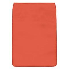 Dark Papaya Flap Covers (s)