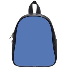 Greyish Ocean School Bag (small)