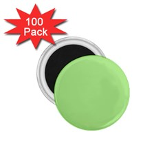 Meadow Green 1 75  Magnets (100 Pack)