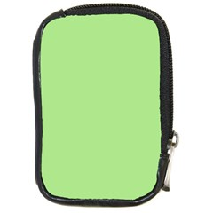 Meadow Green Compact Camera Cases