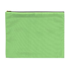 Meadow Green Cosmetic Bag (xl)