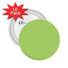 Minty 2 25  Buttons (10 Pack)