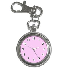 Soft Pink Key Chain Watches