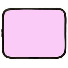 Soft Pink Netbook Case (xxl)