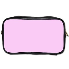 Soft Pink Toiletries Bags