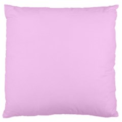 Soft Pink Large Cushion Case (two Sides)