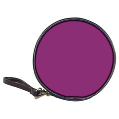 Grape Purple Classic 20 Cd Wallets