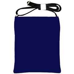 Dark Navy Shoulder Sling Bags