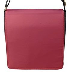 Pink Mauve Flap Messenger Bag (s)