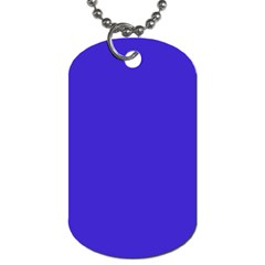 Royalty Dog Tag (two Sides)