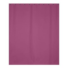 Rose Grey Shower Curtain 60  X 72  (medium)
