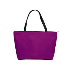 Grape Juice Shoulder Handbags