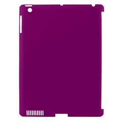 Grape Juice Apple Ipad 3/4 Hardshell Case (compatible With Smart Cover)