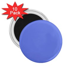 Lake Blue 2 25  Magnets (10 Pack)