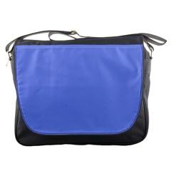 Lake Blue Messenger Bags