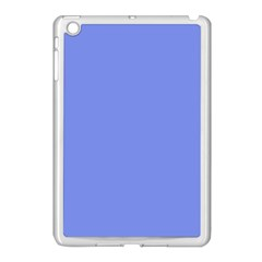 Lake Blue Apple Ipad Mini Case (white)
