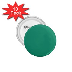 Teal Ocean 1 75  Buttons (10 Pack)