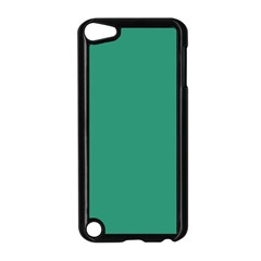 Teal Ocean Apple Ipod Touch 5 Case (black)
