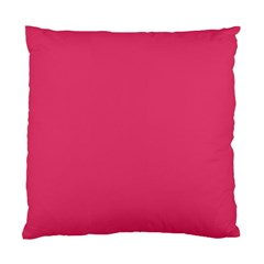 Rosey Day Standard Cushion Case (two Sides)