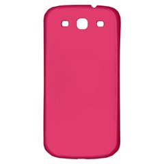 Rosey Day Samsung Galaxy S3 S Iii Classic Hardshell Back Case
