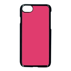 Rosey Day Apple Iphone 8 Seamless Case (black)