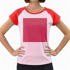 Rosey Women s Cap Sleeve T Shirt