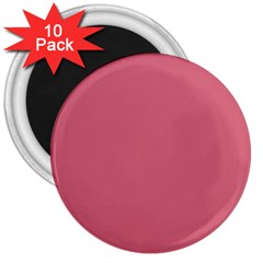 Rosey 3  Magnets (10 Pack)