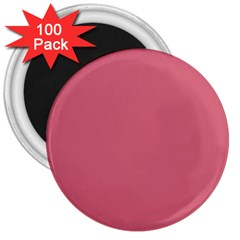 Rosey 3  Magnets (100 Pack)