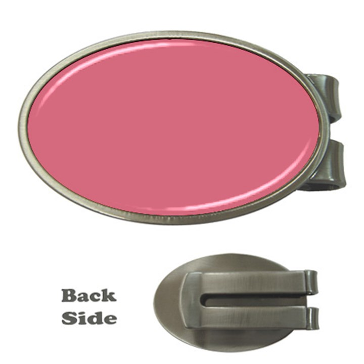 Rosey Money Clips (Oval)