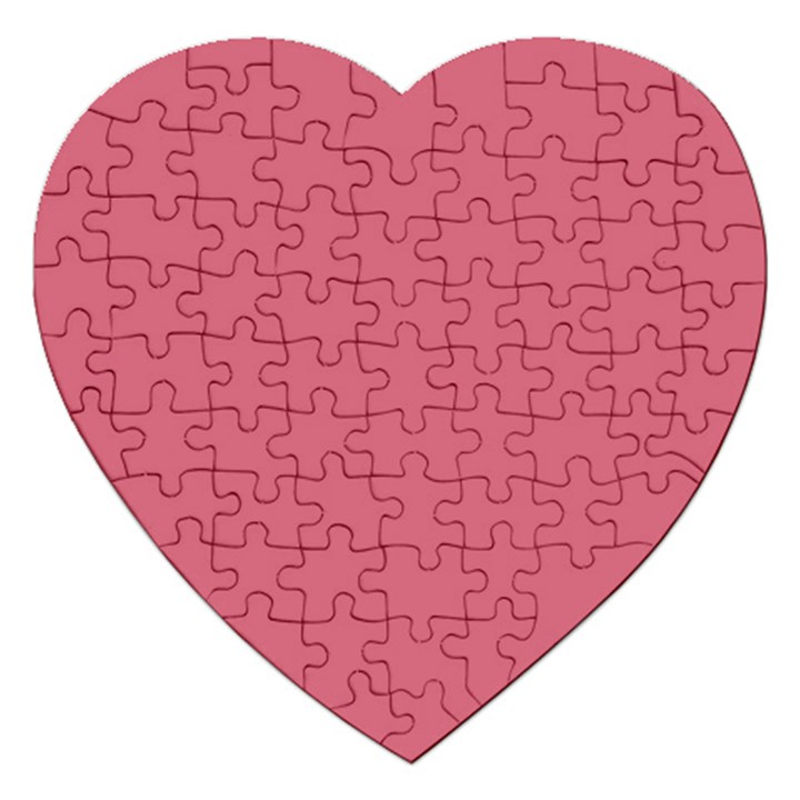 Rosey Jigsaw Puzzle (Heart)