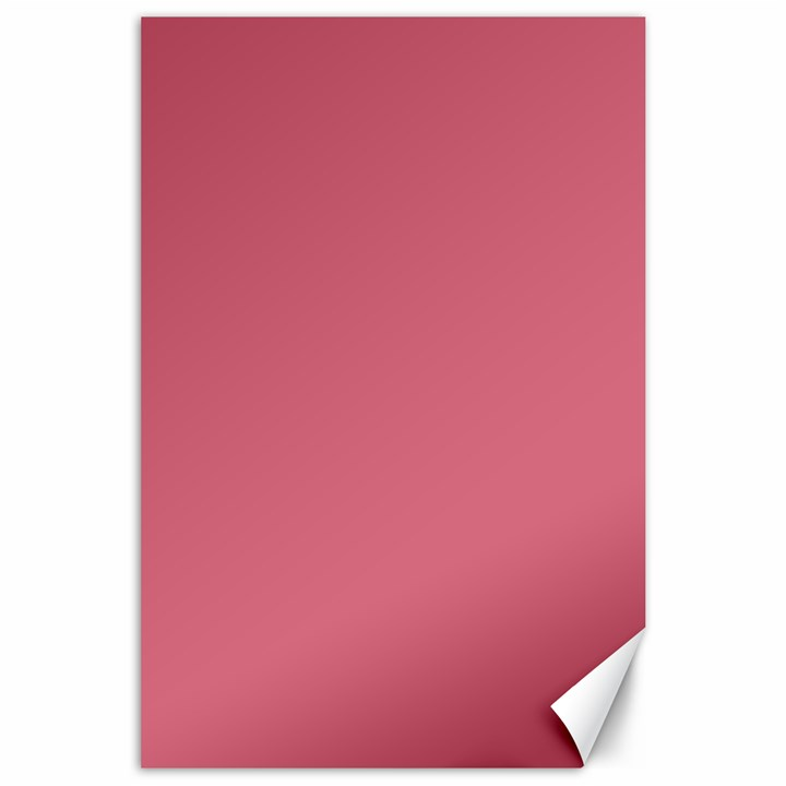 Rosey Canvas 24  x 36