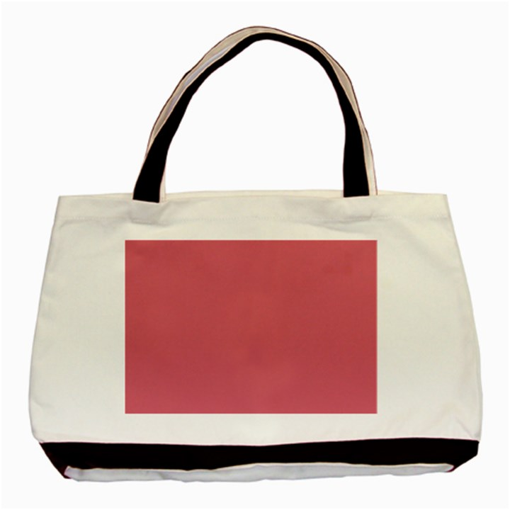 Rosey Basic Tote Bag (Two Sides)