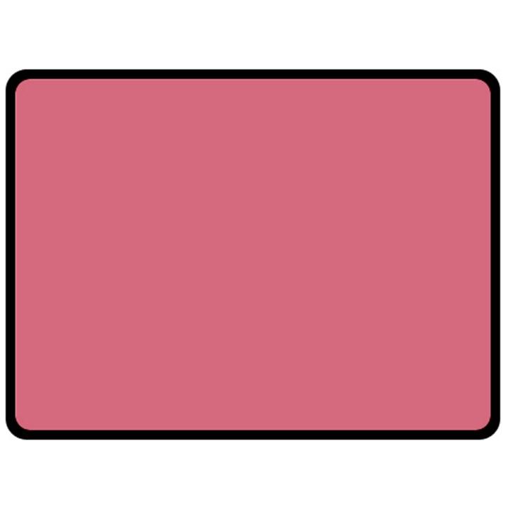 Rosey Fleece Blanket (Large)