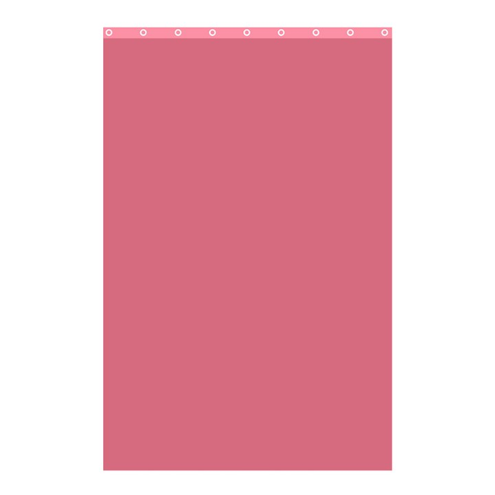 Rosey Shower Curtain 48  x 72  (Small)