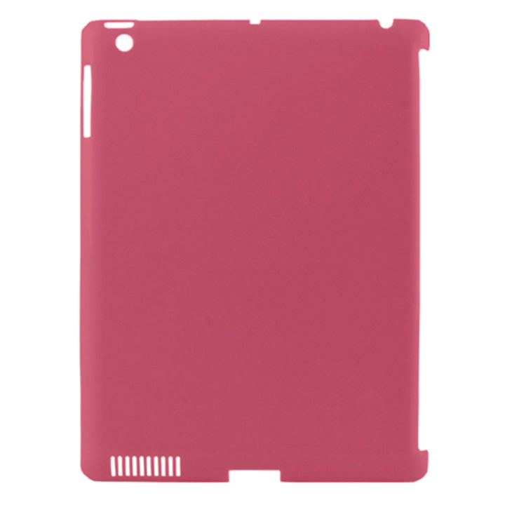 Rosey Apple iPad 3/4 Hardshell Case (Compatible with Smart Cover)