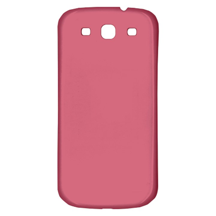 Rosey Samsung Galaxy S3 S III Classic Hardshell Back Case