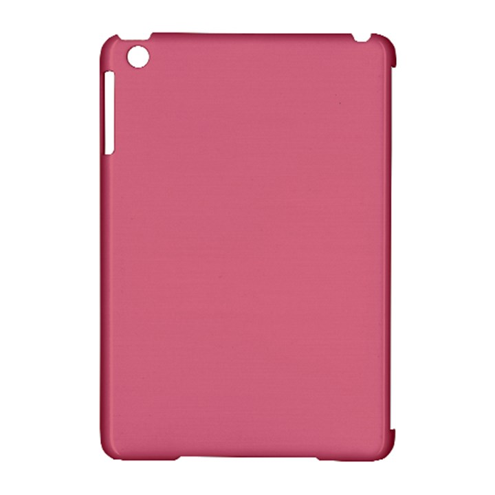 Rosey Apple iPad Mini Hardshell Case (Compatible with Smart Cover)