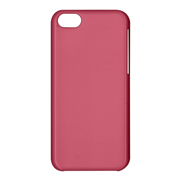 Rosey Apple iPhone 5C Hardshell Case