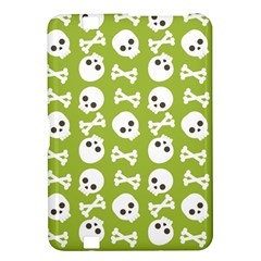 Skull Bone Mask Face White Green Kindle Fire Hd 8 9